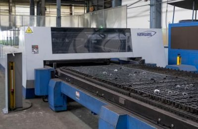 What is the use of industrial laser cutters?